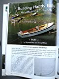 Woodenboat Magazine March/April 2001 Farallone Clippers of San Francisco, Lyman Runabouts, Plank Replacementr, Captain Robert Douglas Vineyard Haven wooden boat enclave