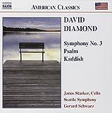 Diamond: Symphony No. 3, Psalm, Kaddish