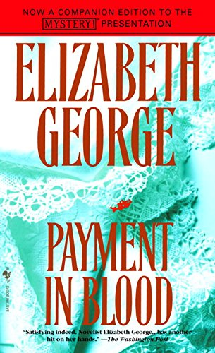 Payment in Blood (Inspector Lynley Book 2) by [George, Elizabeth]