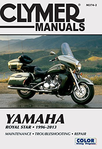 Yamaha Royal Star 1996-2013 (Clymer Motorcycle)