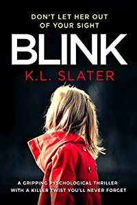 Blink by K.L. Slater ebook deal