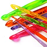 Luxbon 9 Sizes Multi-Coloured Acrylic Plastic