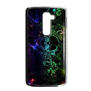 LG G2 phone cases Black Sugar Skull Cover Phone cover DSW1893207