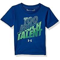 Under Armour Boys' Too Much Talent Short Sleeve T-Shirt
