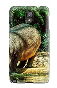 Howard Radcliffe OAqYfnH29250JVnNI Case Cover Galaxy Note 3 Protective Case Hippo Sending Free Screen Protector