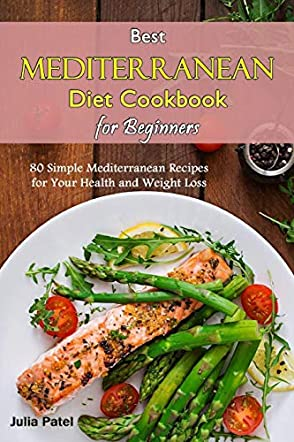 Best Mediterranean Diet Cookbook for Beginners