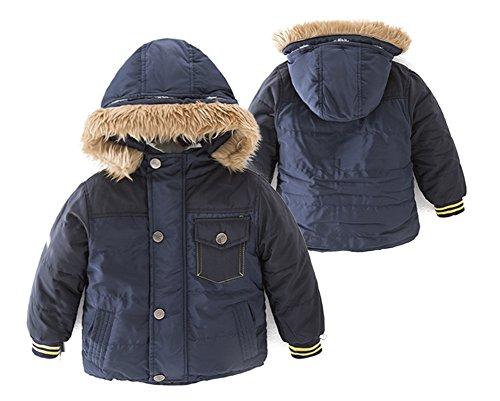 StylesILove Winter Windproof Fleece Hooded product image