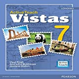 Activeteach Vistas: Social Studies Book by Pearson for CBSE Class 7