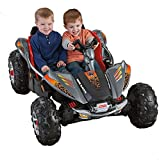 Power Wheels Dune Racer, Red/Black