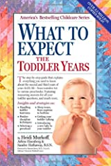 What to Expect the Toddler Years Paperback