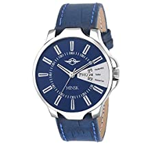 MINSK MK7060 Blue Strap Day and Date Boys Watch