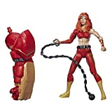 Marvel Legends Infinite Series Fearless Defenders Thundra 6""