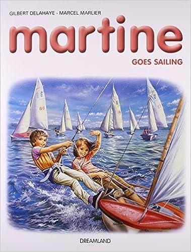Amazon Fr Martine Goes Voile Dreamland Publications Livres