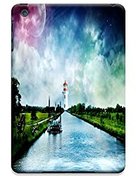 Fantastic Faye The Beautiful Wallpaper Design With Nature Scenery Dream Flower Cell Phone Cases For iPad mini No.16