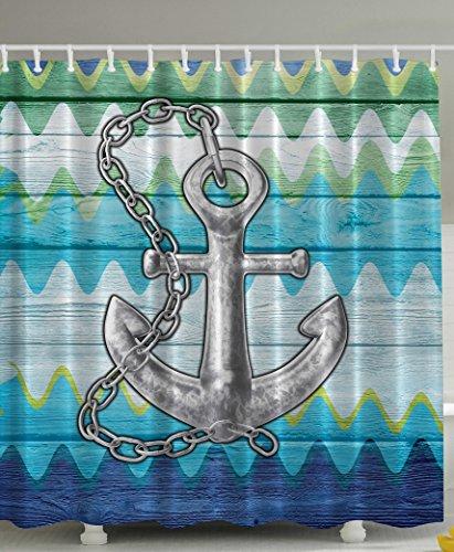 Ambesonne Nautical Textiles Meditational Fantastic