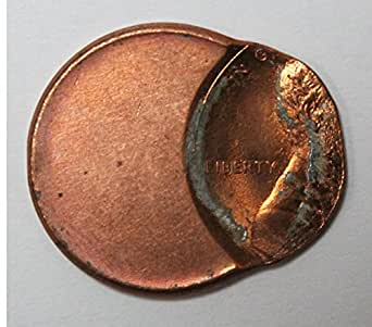 1 No Date Lincoln Cent 1c Uncirculated Mint Error
