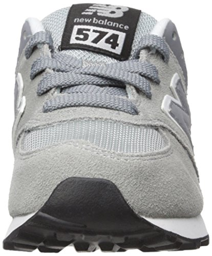New Balance 574 grey/black