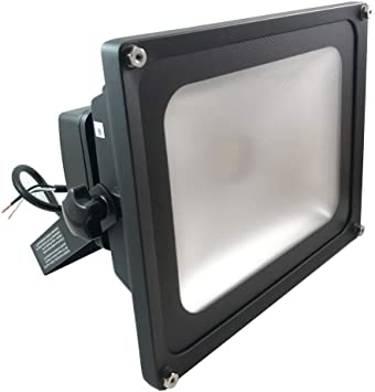 Amazon Com Osram Kreios 90w Led Floodlight Ip65 Dimmable Outdoor Work Light Black Home Improvement