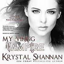 MY VIKING VAMPIRE: SANCTUARY, TEXAS, BOOK 1