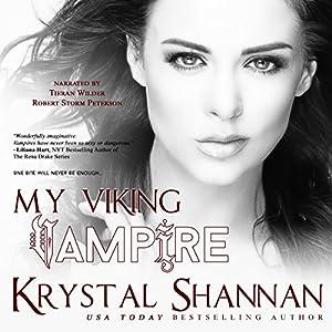 My Viking Vampire Audiobook