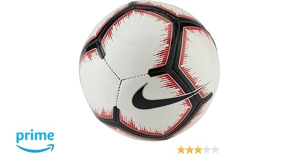 Nike NK SKLS-FA18 Balón de fútbol, Adultos Unisex, White/Bright ...