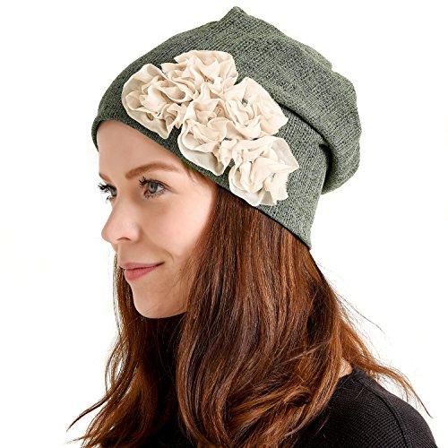 Casualbox Womens Flower Headband Warmer product image