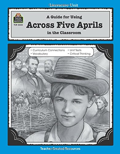 an analysis of the book across five aprils by irene hunt Across five aprils book review - assignment example on in assignment sample across five aprils is a fictional novel based on the five-year civil war that occurred in our country.