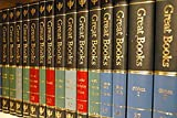 img - for Britannica Great Books of the Western World (Deluxe Black Binding) 54 Volumes Complete (Great Books of the Western World, Complete Set) book / textbook / text book
