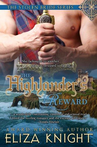 Highlanders Reward Stolen Bride Book ebook product image