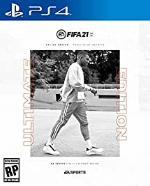 FIFA 21 Ultimate Edition - PlayStation 4