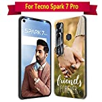 Nainz Designer Case for Tecno Spark 7 Pro Back Cover for Tecno Spark 7 Pro Printed Back Cover-D091