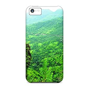Iphone Case - Tpu Case Protective For Iphone 5c- Mhardevi Ghat
