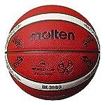 Molten Fiba Special Edition - Balón de Baloncesto para Interiores y Exteriores