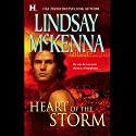 Heart of the Storm Audiobook by Lindsay McKenna Narrated by Zoe Winslow