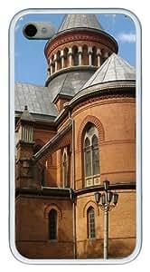Catholic Church pc White Case for iphone 4S/4