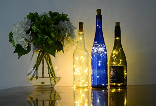 AnSaw-Recycle-Wine-Bottle-Lights-Pro-2-Pack-20LEDS-DIY-Empty-Liquor-Lamps-Christmas-LED-String-Dcor-Lights-Bottle-Lamp-KitWarm-White