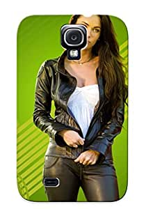 Galaxy S4 Ikey Case Cover Skin : Premium High Quality Megan Fox Case(nice Choice For New Year's Day's Gift)