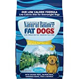 Natural Balance Fat Dogs Low Calorie Dry Dog Food - 5-Pound