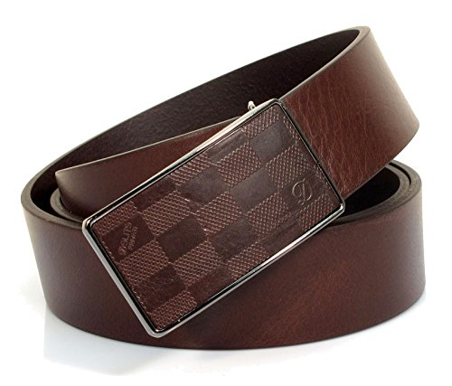 (TU4-105) Women Belt 100% Real Leather Black, Brown, White Size 28~36