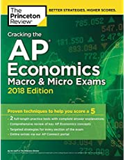 Cracking the AP Economics Macro and Micro Exams, 2018 Edition