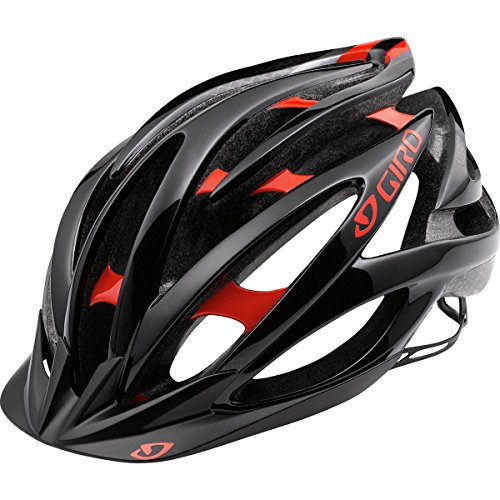 Giro Atmos Road Helmet - Giro Fathom Helmet Bright Red/Black, M