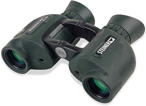 Steiner 2045 Predator AF 8×30 Binoculars – High Clarity, Hunting Essentials,Multi