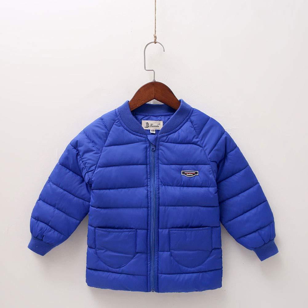 M/&A Little Boys Girls Lightweight Puffer Jacket Winter Coat