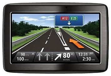 Tomtom Via 120 Europe 45 - Navegador GPS con mapas de Europa(4.3 pulgadas, Bluetooth, con canal TMC, Táctil): Amazon.es: Electrónica