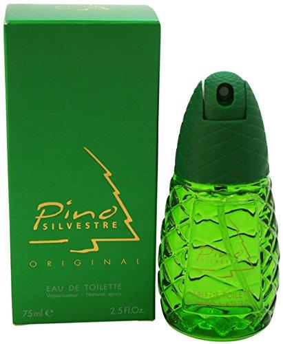 (Men'S Pino Silvestre Edt Spray 2.5 Oz - Men'S Pino Silvestre Eau De Toilette Spray (2.5 Oz)Presented In 1955, This Aromatic Fougere Features Bergamot,Lavender, Basil, Lemon, Juniper Berries, Carnatio)
