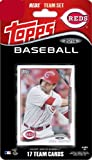 2014 Topps Cincinnati Reds Factory Sealed Special Edition 17 Card Team Set with Joey Votto, Jay Bruce Plus
