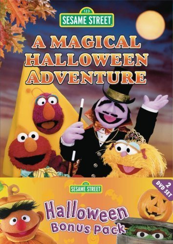[Sesame Street: Halloween Bonus Pack by Sesame Street] (Halloween Sesame Street)