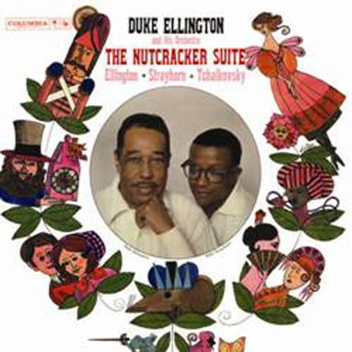 Nutcracker Suite Vinyl Ellington Orchestra product image