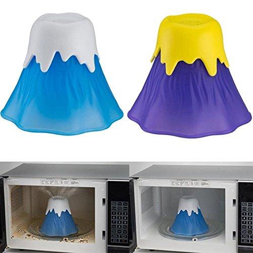 bureze microondas horno volcán tipo limpiador de microondas horno ...