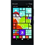 Nokia Lumia Black Verizon + GSM Unlocked (Certified Refurbished) 735